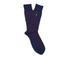 Polo Ralph Lauren Men's 3 Pack Socks - Dot Navy: Image 1