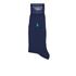 Polo Ralph Lauren Men's 3 Pack Socks - Dot Navy: Image 4
