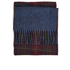 Polo Ralph Lauren Men's Reversible Scarf - Wine/Blue: Image 2
