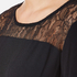 Selected Femme Women's Mussa Lace Top - Black: Image 5