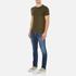 Polo Ralph Lauren Men's Short Sleeve Crew Neck Custom Fit T-Shirt - Defender Green: Image 4