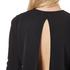 Samsoe & Samsoe Women's Shiga Long Sleeve Top - Black: Image 5