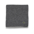 Lacoste Men's Ribbed Scarf - Light Grey Jaspe: Image 2