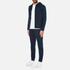 Michael Kors Men's Stretch Fleece Cuffed Sweatpants - Midnight: Image 4