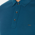 Michael Kors Men's Sleek MK Polo Shirt - Pacific Blue: Image 5