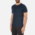 Michael Kors Men's Sleek Mk Crew Neck T-Shirt - Midnight: Image 2
