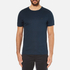 Michael Kors Men's Liquid Jersey Crew Neck Short Sleeve T-Shirt - Midnight: Image 1