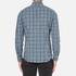 Michael Kors Men's Slim Fit Romeo Long Sleeve Shirt - Pine: Image 3