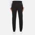 Michael Kors Men's Stretch Fleece Cuffed Sweatpants - Black: Image 3