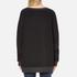 Wildfox Women's Cry Baby Roadtrip Sweatshirt - Clean Black: Image 3