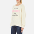 Wildfox Women's New Clothes Kims Sweatshirt - Vanilla Latte: Image 2