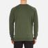 Maison Kitsuné Men's Parisien Sweatshirt - Khaki: Image 3