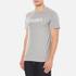 Maison Kitsuné Men's Parisien T-Shirt - Grey Melange: Image 2