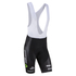 Nalini Dimension Data Bib Shorts - Black/White: Image 1