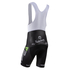Nalini Dimension Data Bib Shorts - Black/White: Image 2