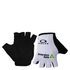 Nalini Dimension Data Lycra Mitts - Black/White: Image 1