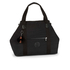 Kipling Women's Art M Travel Tote Bag - Dazzling Black: Image 4