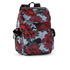 Kipling Women's City Pack Large Backpack - Rose Bloom Blue: Image 1
