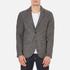 Selected Homme Men's One Anton Blazer - Dark Grey: Image 1