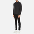 PS by Paul Smith Men's Crew Neck Jumper - Grey: Image 4