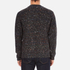 PS by Paul Smith Men's Crew Neck Flecked Jumper - Multi: Image 3