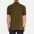 PS by Paul Smith Men's Regular Fit Zebra Polo Shirt - Khaki: Image 3