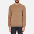PS by Paul Smith Men's Crew Neck Jumper - Tan: Image 1