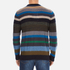 PS by Paul Smith Men's Crew Neck Striped Jumper - Multi: Image 3
