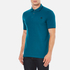 PS by Paul Smith Men's Regular Fit Polo Shirt - Turquoise: Image 2