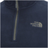 The North Face Men's 100 Glacier 1/4 Zip Fleece - Urban Navy: Image 3