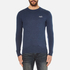 Superdry Men's Orange Label Crew Jumper - Dull Navy: Image 1