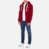 Superdry Men's Orange Label Zip Hoody - Redhook Grit: Image 4