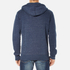 Superdry Men's Orange Label Zip Hoody - Nautical Navy Grit: Image 3