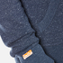 Superdry Men's Orange Label Zip Hoody - Nautical Navy Grit: Image 6