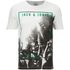 Jack & Jones Herren Originals Coffer T-Shirt - Weiß/Purple: Image 1