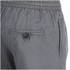 Brave Soul Men's Fine Cuffed Chinos - Grey: Image 3