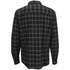 Jack Wolfskin Men's Glacier Shirt - Black Check: Image 2
