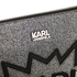 Karl Lagerfeld Women's K/Pop Pouch - Black: Image 4