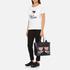Karl Lagerfeld Women's K/Kocktail Choupette Shopper Bag - Black: Image 8