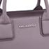 Karl Lagerfeld Women's K/Klassik Tote Bag - Rosy Brown: Image 4