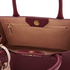 Karl Lagerfeld Women's K/Lady Shopper Bag - Bordeaux: Image 5