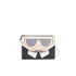 Karl Lagerfeld Women's K/Kocktail Karl Pouch - Black: Image 1