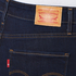 Levi's Women's 721 High Rise Skinny Fit Jeans - Lone Wolf: Image 5