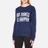 Levi's Women's Favourite Crew Neck Sweatshirt - Yacht Embroidery: Image 2