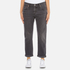 Levi's Women's 501 CT Tapered Fit Jeans - Fading Coal: Image 1