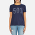 Levi's Women's Vintage Perfect T-Shirt - Peacoat Graphic: Image 1