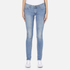 Levi's Women's 711 Skinny Fit Jeans - Fair Spirit: Image 1