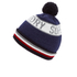 Superdry Men's Super Stripe Logo Beanie Hat - Navy Marl: Image 2
