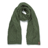 Superdry Women's North Cable Scarf - Olive: Image 1