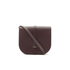 The Cambridge Satchel Company Women's Large Saddle Bag - Damson: Image 1